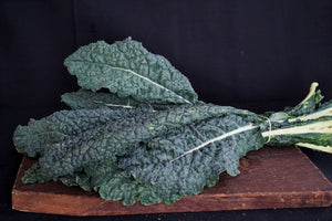Pialligo Farm Black Kale Bunch 400g