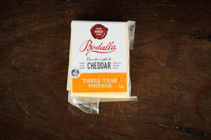 Bodalla Handcrafted Cheddar Vintage Aged 3 years 95g