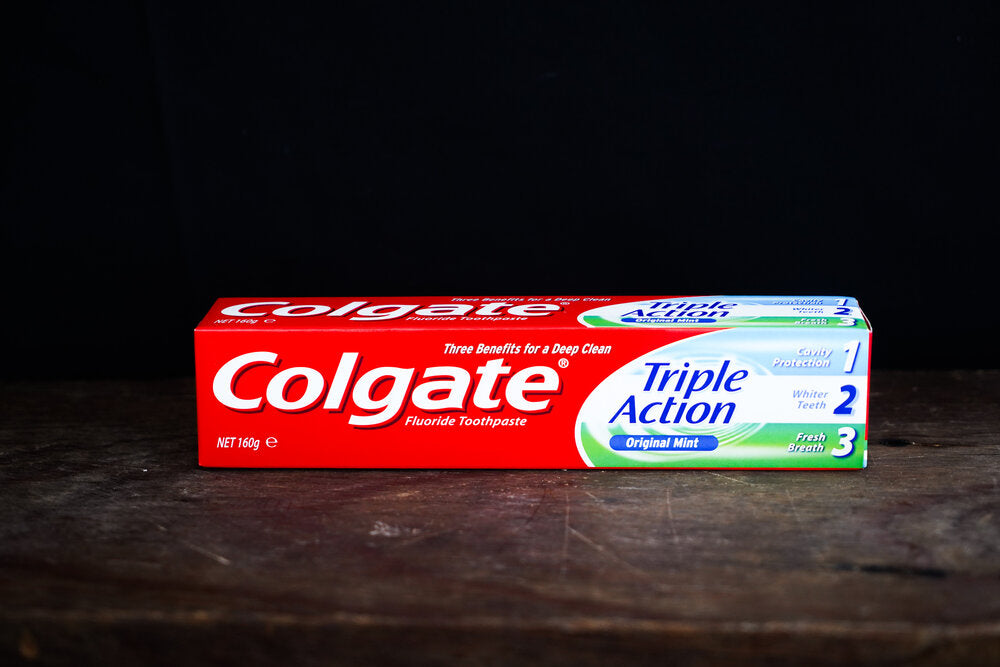 Toothpaste Triple Action 110g