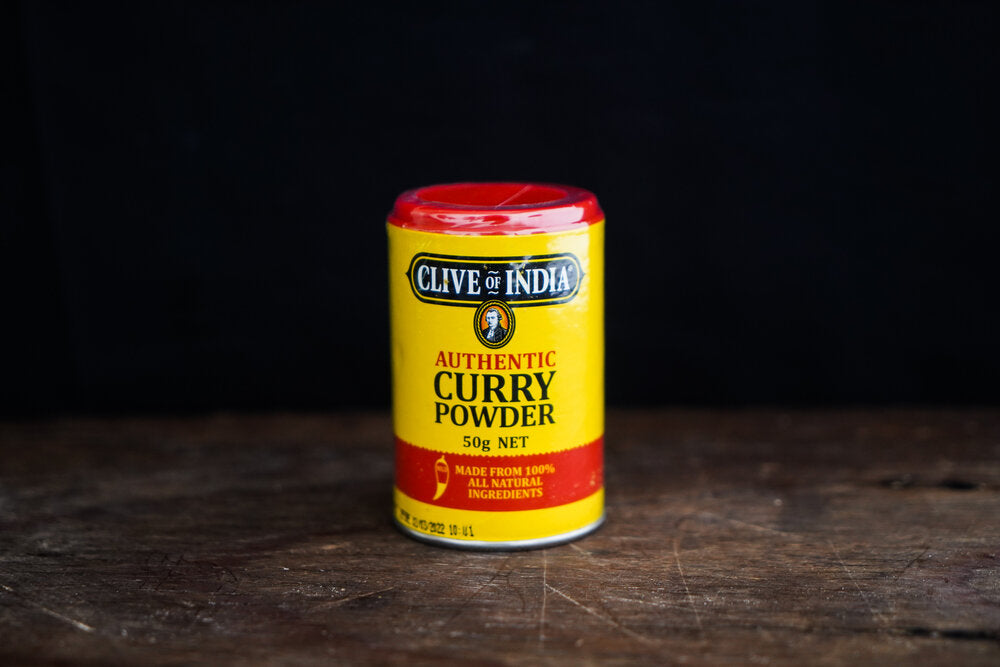 Clive of India Authentic Curry Powder 50g