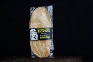 Bacco leaves Italian Style Flatbread Rosemary 130g