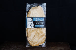 Bacco leaves Italian Style flatbread Sea Salt 130g