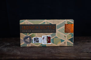 Jasper & Myrtle Wakame & Himalayan Rock Salt Dark Chocolate 70g