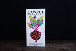 Asterisk Kitchen Lavosh Cracker - Beetroot 130g