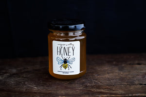 Majura Valley Honey Jar - small