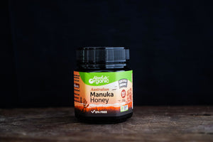 Absolute Organic Manuka Honey 250g