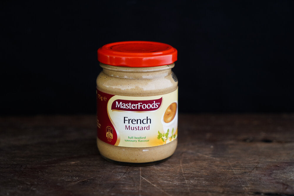 Masterfoods French Mustard 175g