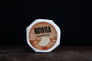 Nowra Farmhouse Brie 125g