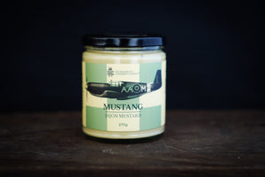 The Regimental Condiment Company Mustang Dijon Mustard 270g