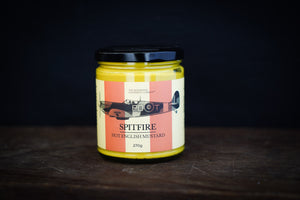 The Regimental Condiment Company Spitfire Hot English Mustard 270g