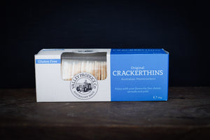 Valley Produce Company Crackerthins - Gluten Free Original 100g