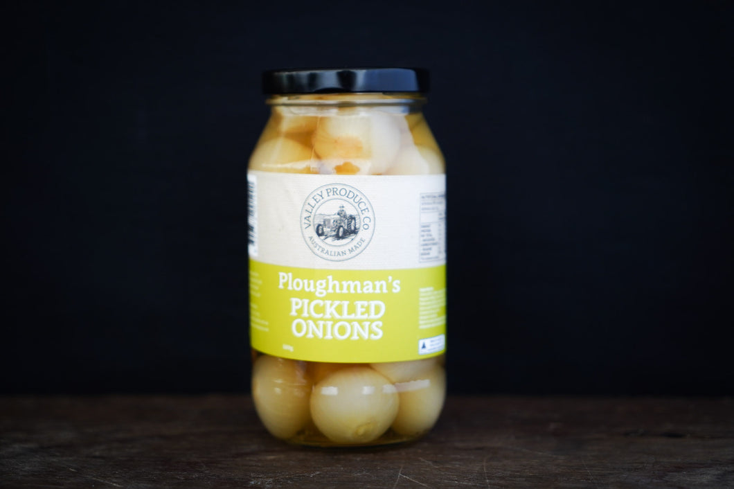 Valley Produce Company Ploughmans Pickled Onions 510g