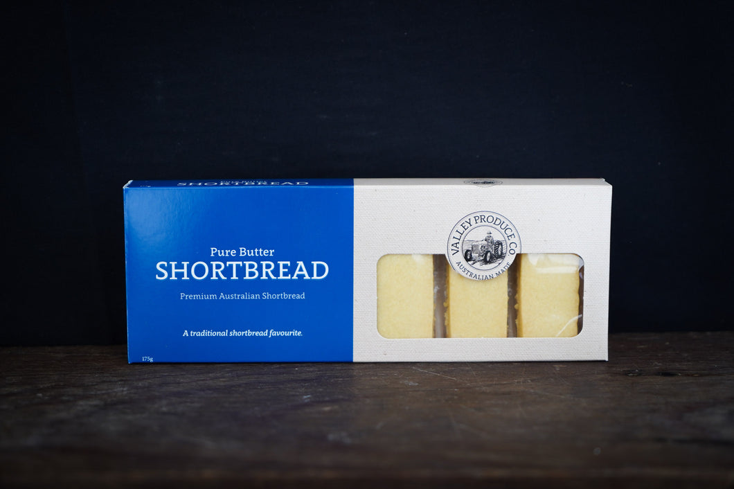 Valley Produce Company Shortbread 175g