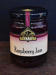Maxwell's Treats Raspberry Jam 250g