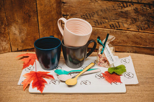 Bison Coffee Mug & Spoon Mother's Day Gift Hamper