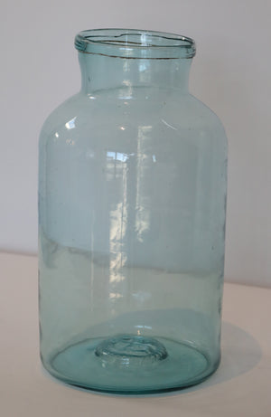 Wonderwall - Hand Blown Hungarian Vintage Glass Jar