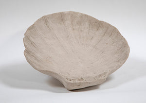 Cast Shell Serving Platter Plates from Wonderwall home decor and fine furnishings