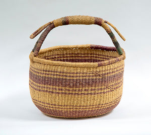 Wonderwall Home Decor Small Woven Basket
