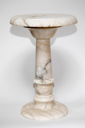Solid Carrea Marble Stand from Wonderwall Home Decor