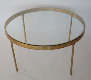 Wonderwall Brass & Gold Nicco Table