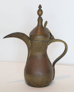 Wonderwall Tea Kettle Moroccan bronze brass