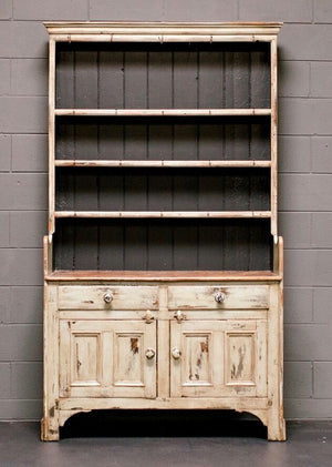 Wonderwall Irish Green Wooden Hutch