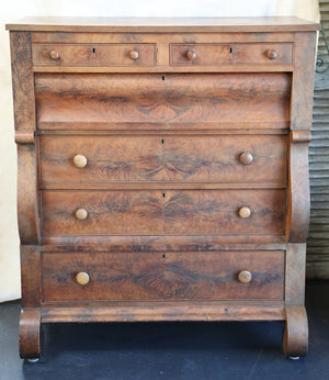 Wonderwall Antique Walnut Chest