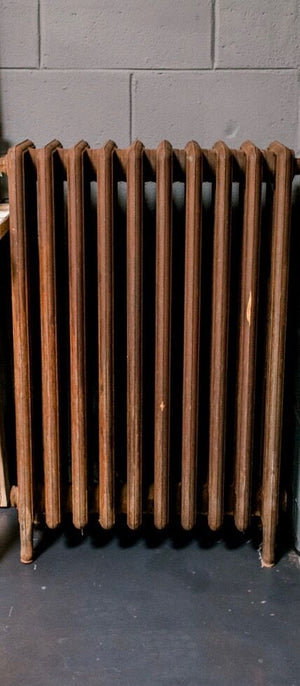 Wonderwall Rusted, busted and beautiful real-deal American Radiator (Tall)