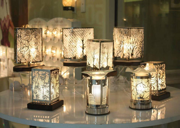 Electric Touch Oil/Wax Warmer Lamps