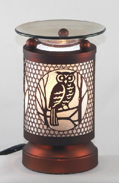 Owl Aroma Touch Lamp