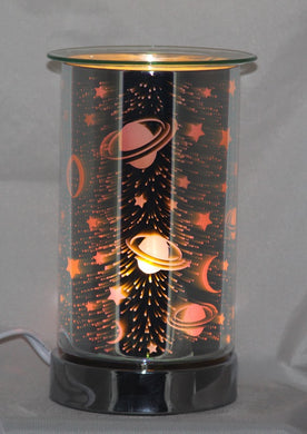 3D Space Aroma Lamp
