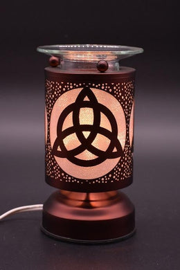 Trinity Knot Symbol Touch Aroma Lamp
