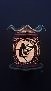 Fairy Plug-In Nightlight Oil/Wax Warmer Aroma Lamp