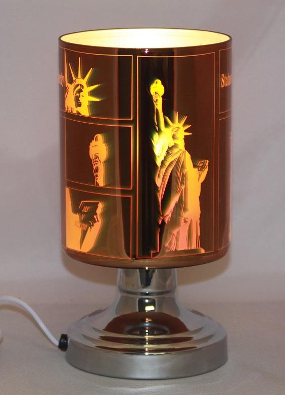 Statue of Liberty Aroma Touch Lamp