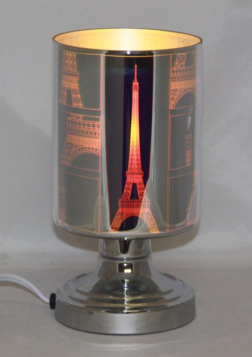 Paris Eiffel Tower Aroma Touch Lamp