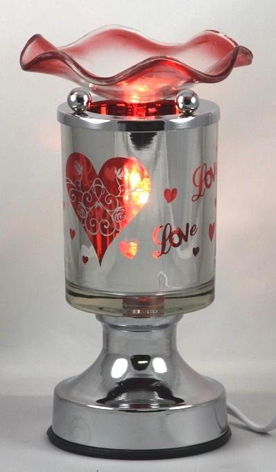 Love Hearts Touch Aroma Lamp