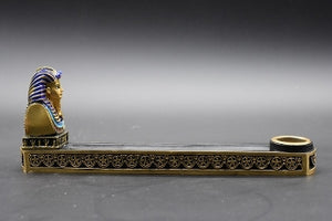 Incense Holder Egyptian Statue