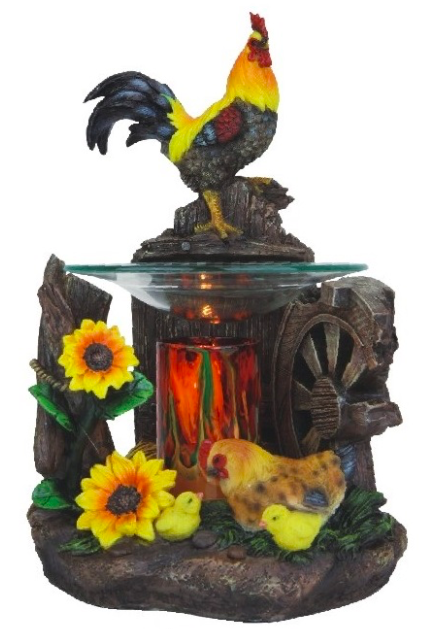 Rooster Chicken Aroma Lamp
