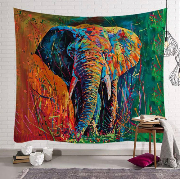 Tapestry Elephant