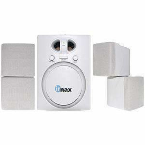 Powered Multimedia Speakers with Mini Subwoofer -