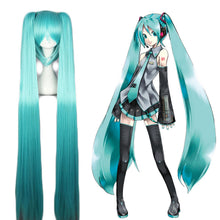 Load image into Gallery viewer, Anime Costume Vocaloid Miku Hatsune 120cm Zura