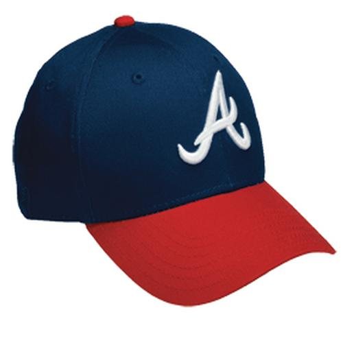 Mississippi Braves Atlanta Adult Replica Cap