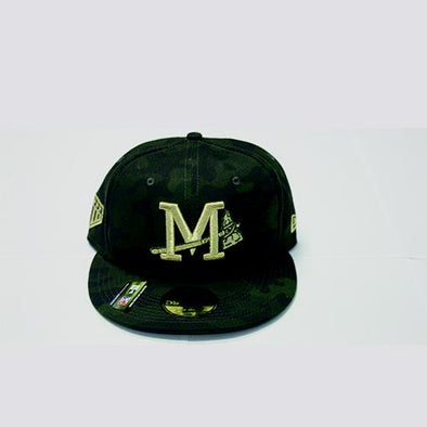 Mississippi Braves 2019 Armed Forces Cap