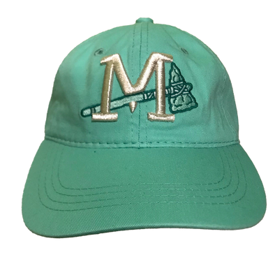 Mint M Braves Adjustable Cap