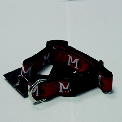 Mississippi Braves Dog Collar