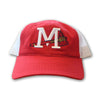Mississippi Braves Home Red Trucker Cap