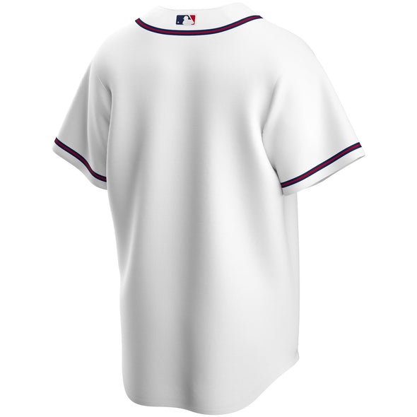 White Nike Braves Home Jersey