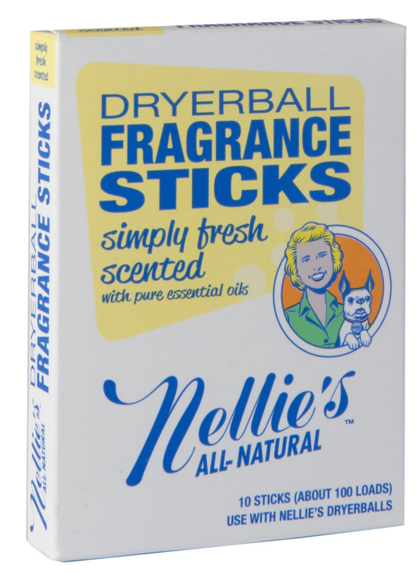 Nellie's All-Natural Fragrance Sticks - Simply Fresh