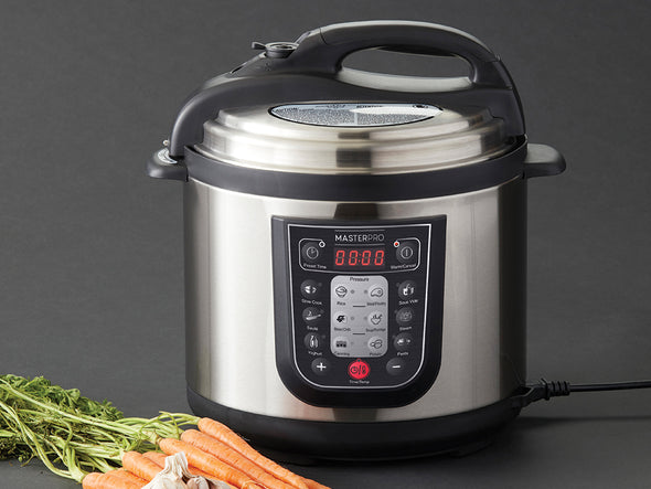 MasterPro 12 in 1 Multi Cooker