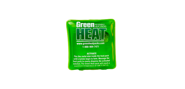 Green Heat Small + Medium Value Pack